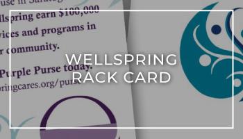 Wellspring Rack Card