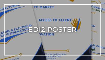Electronic Design and Innovation Initiave (EDI2 Saratoga) Poster
