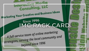 IMC Rack Card