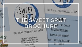 The Sweet Spot Brochure