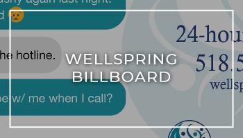 Wellspring Billboard