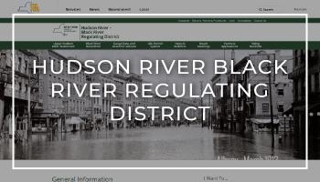 Hudson River Black River Regulating District