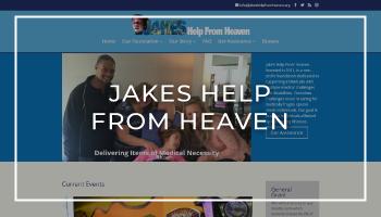 Jake's Help From Heaven