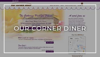 Our CornER Diner