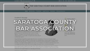 The Saratoga County Bar Association