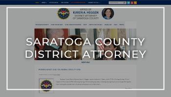 Saratoga County District Attorney