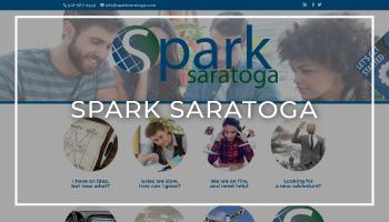 Spark Saratoga