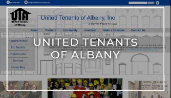 United Tenants of Albany