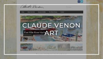 Claude Venon Art