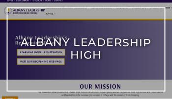 Albany Leadership High