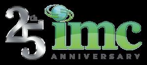 IMC_25thAnniversary logo