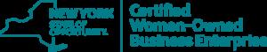 NY certified women-owned business enterprise logo